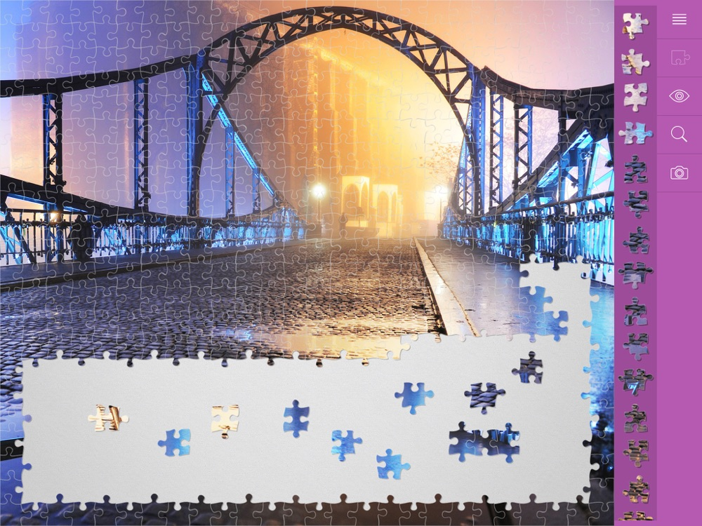 1000 Jigsaw Puzzles Places cheat codes