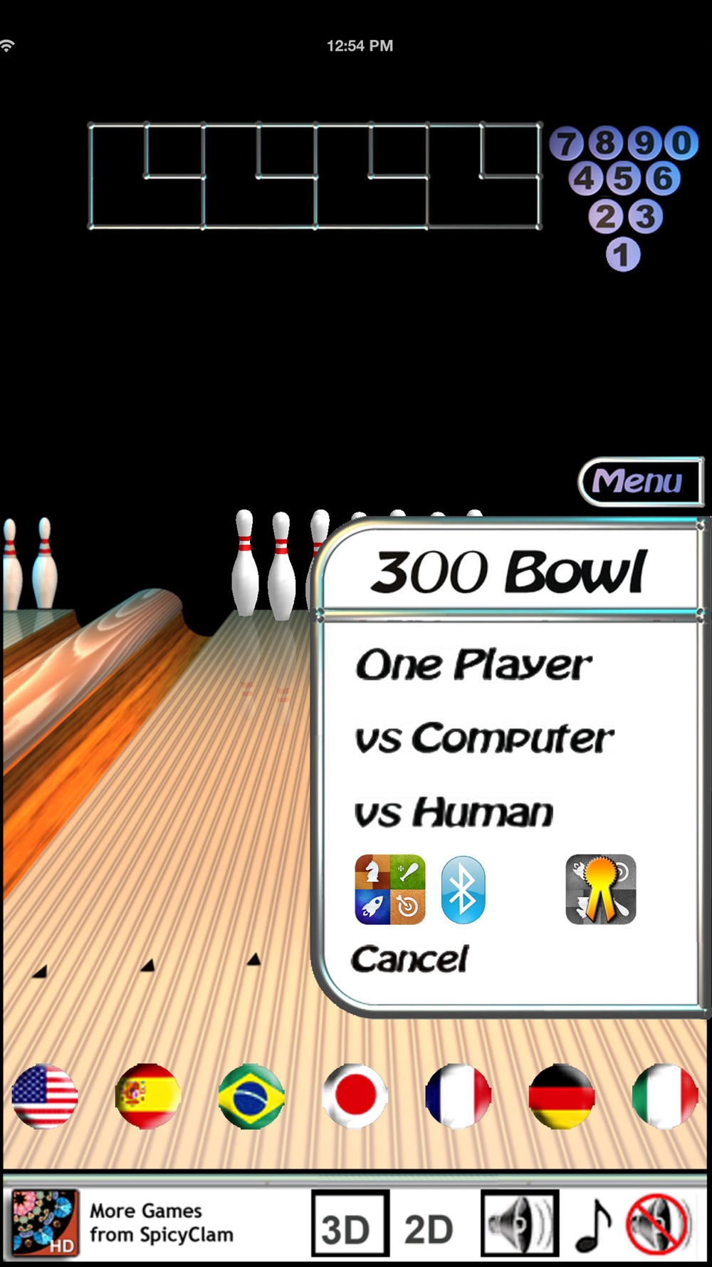 Hack tool for 300 Bowl LE