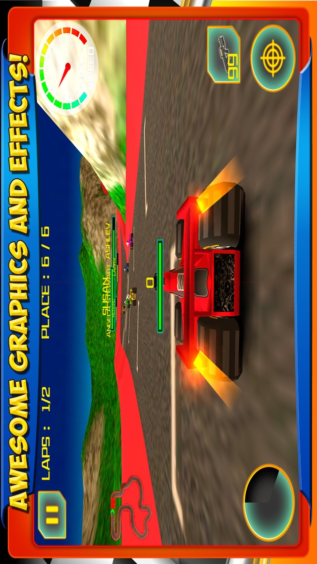 3D Mini Race Cars – Real Speed Racing Games For Free cheat codes