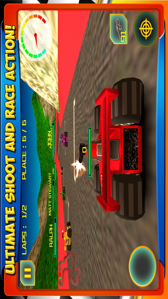 Hack tool for 3D Mini Race Cars - Real Speed Racing Games For Free
