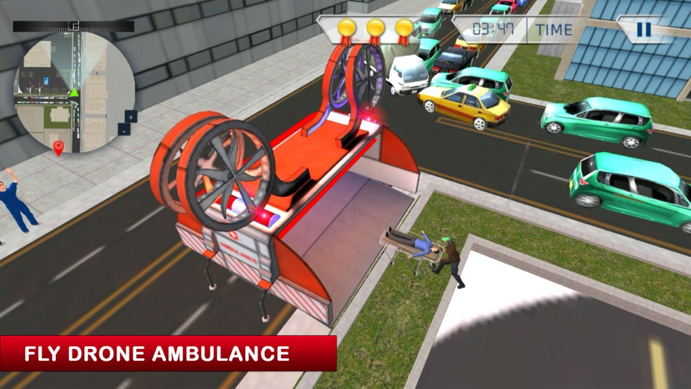 Hack tool for 911 Ambulance Rescue Helicopter Simulator 3D Game
