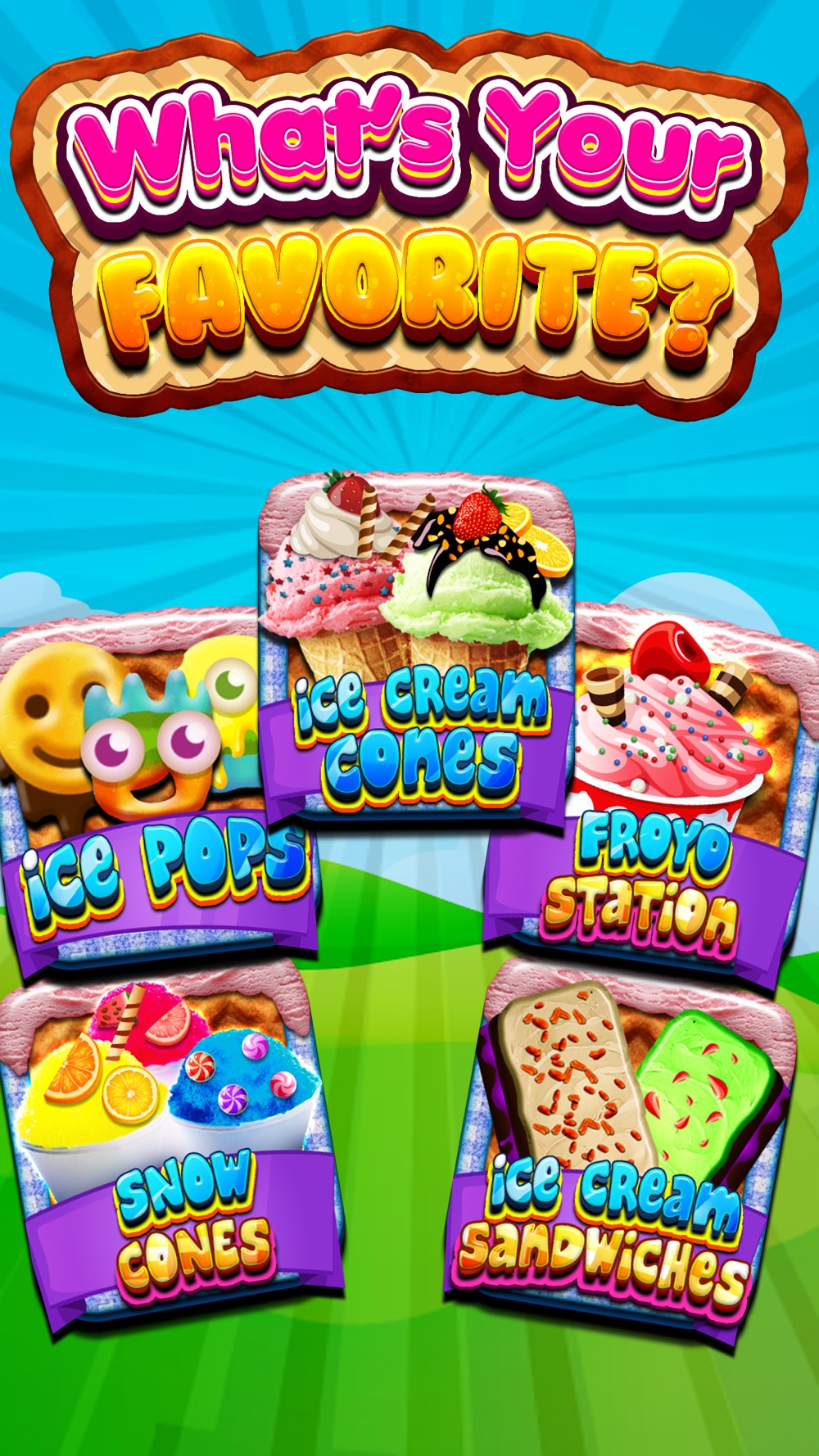"""Hack tool for """" A Awesome Sauce Ice Cream Mogul Mania Dessert Maker for Kids!"""
