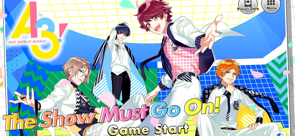A3! Otome Anime Game cheat codes