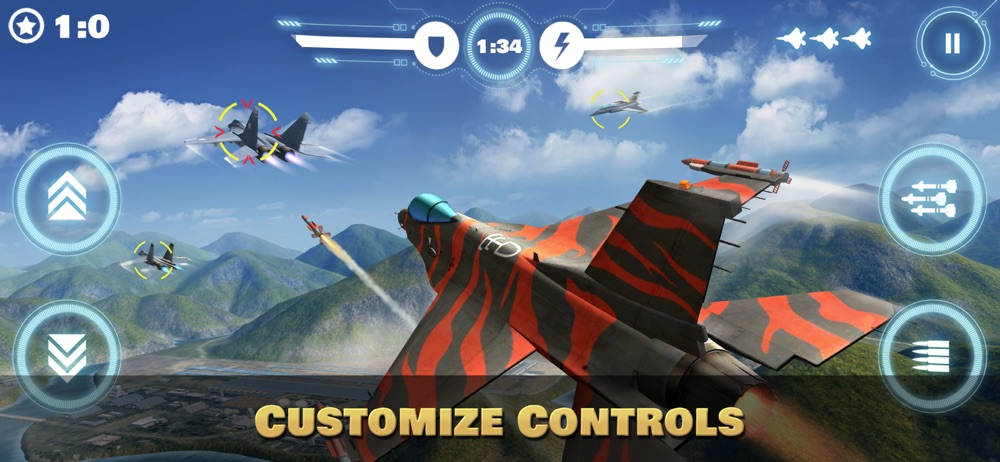Hack tool for Ace Force: Joint Combat