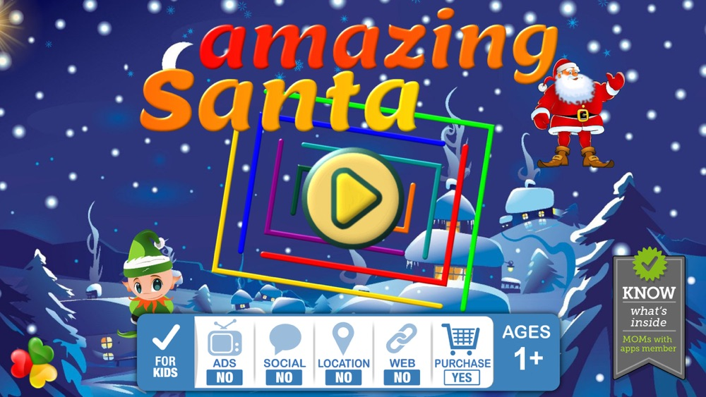 Amazing Santa: Christmas Games cheat codes