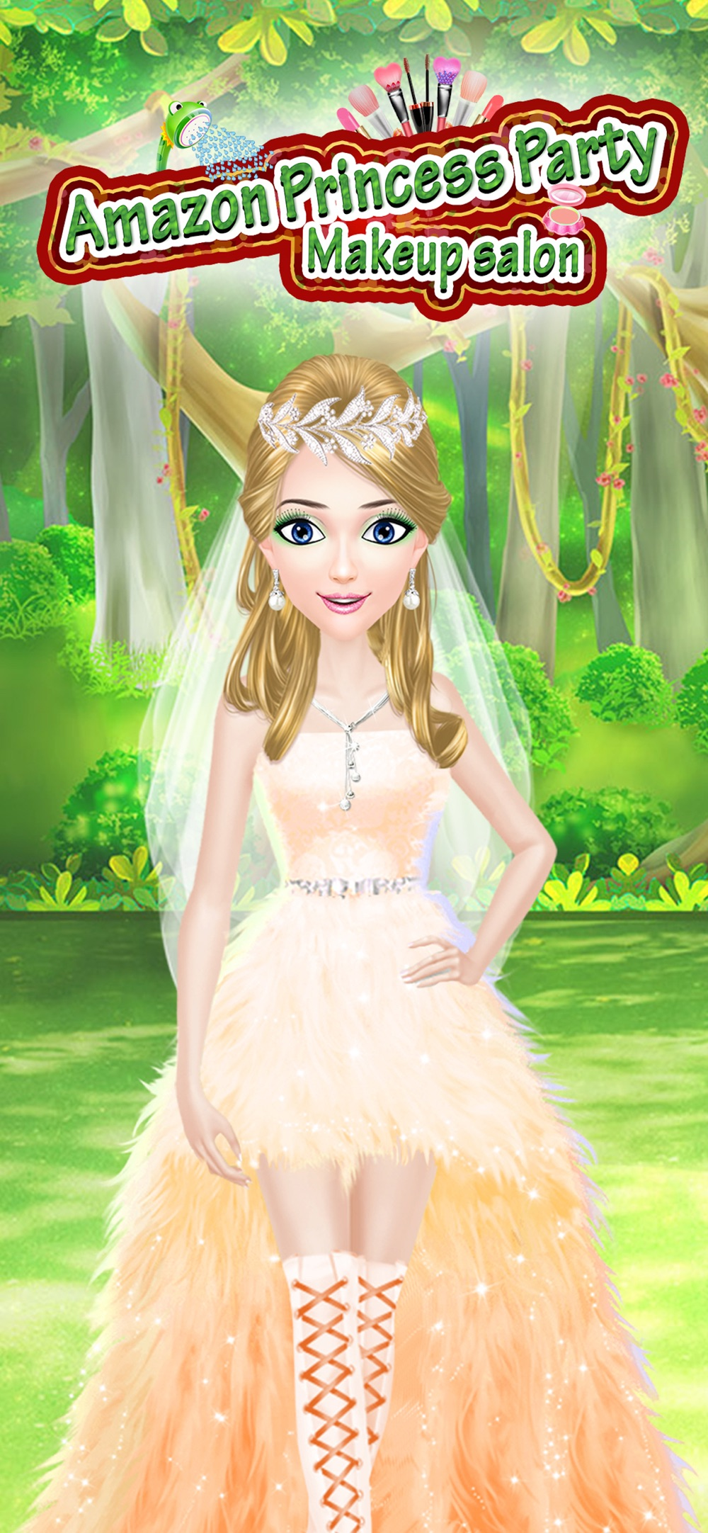 Amazon Princess Party Makeover hack tool