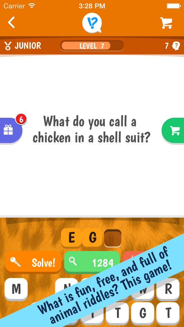 Hack tool for Animal Riddles  - fun and challenging riddles about animals