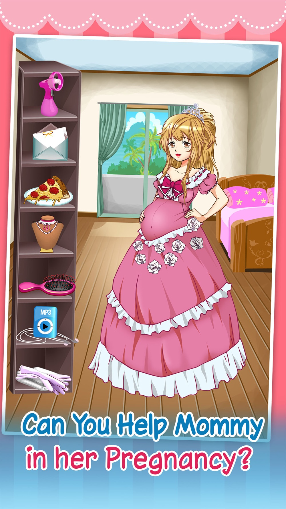 Anime Newborn Baby Care – Mommy's Dress-up Salon Sim Games for Kids! cheat codes