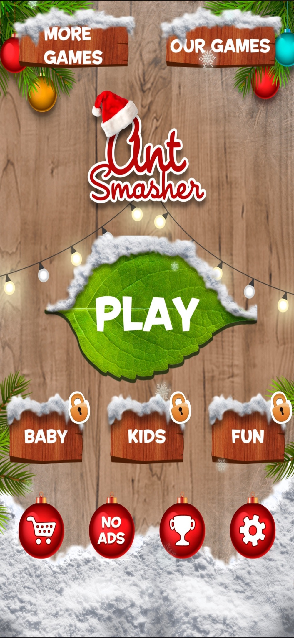 Ant Smasher Christmas by BCFG hack tool