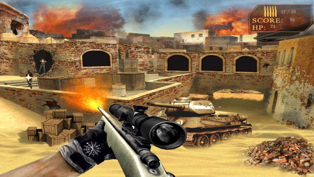 Army Strike Force (17+) – Elite Sniper Shooter Commando 2 hack tool