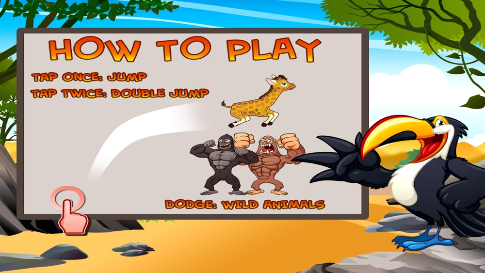 Hack tool for Baby Giraffe Little Zoo Run : Scary Animal Rescue