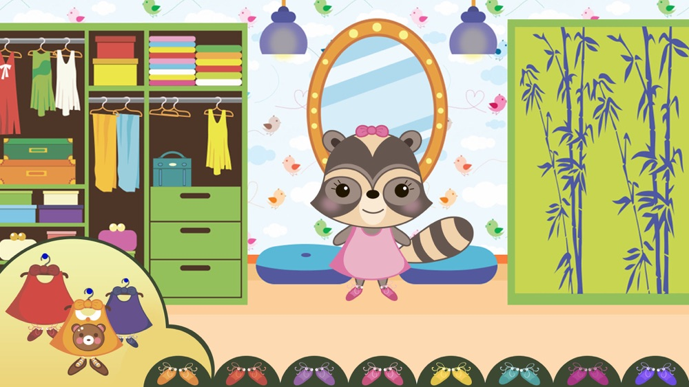Hack tool for Baby Raccoon : Adventure On Playground