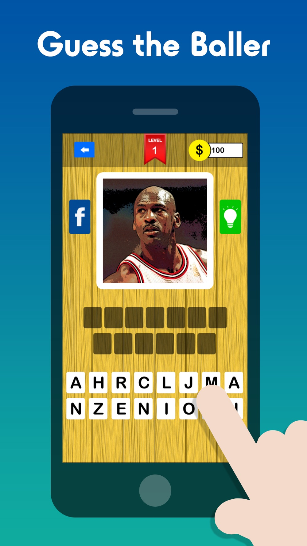 Baller Quiz ~ Guess the NBA Basketball Player Game with Famous Pro Hoops Stars (FREE) hack tool