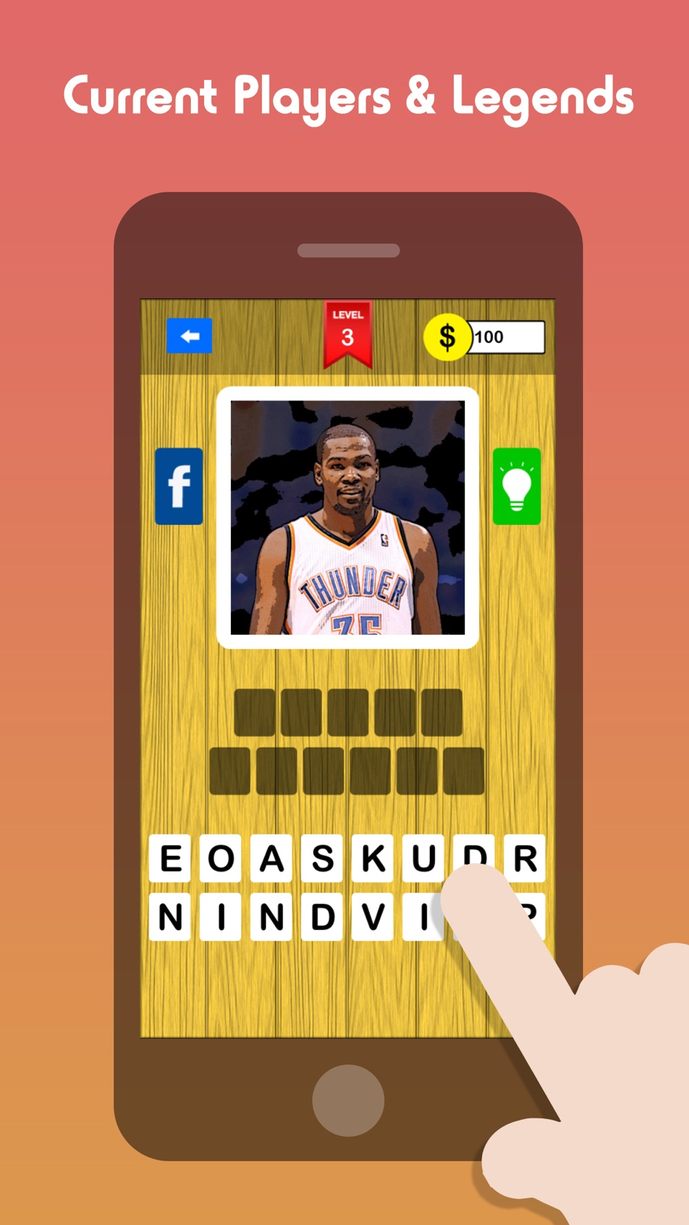 Hack tool for Baller Quiz ~ Guess the NBA Basketball Player Game with Famous Pro Hoops Stars (FREE)