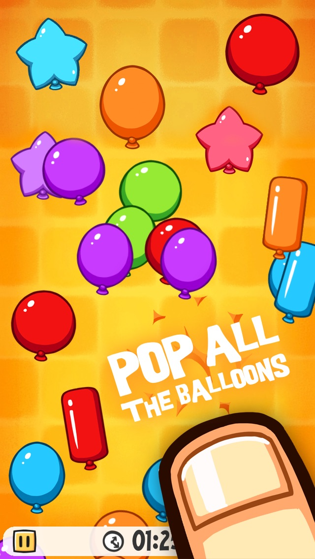 Hack tool for Balloon Party - Tap & Pop Balloons Free Game Challenge