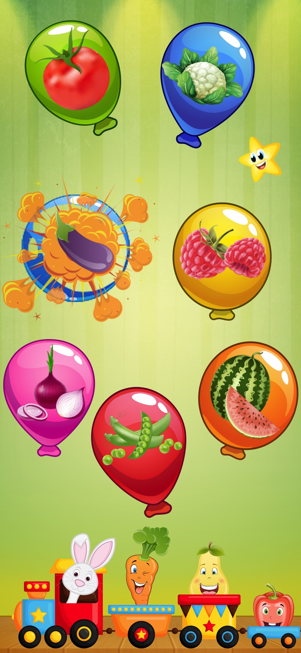 Balloon Pop games for kids hack tool