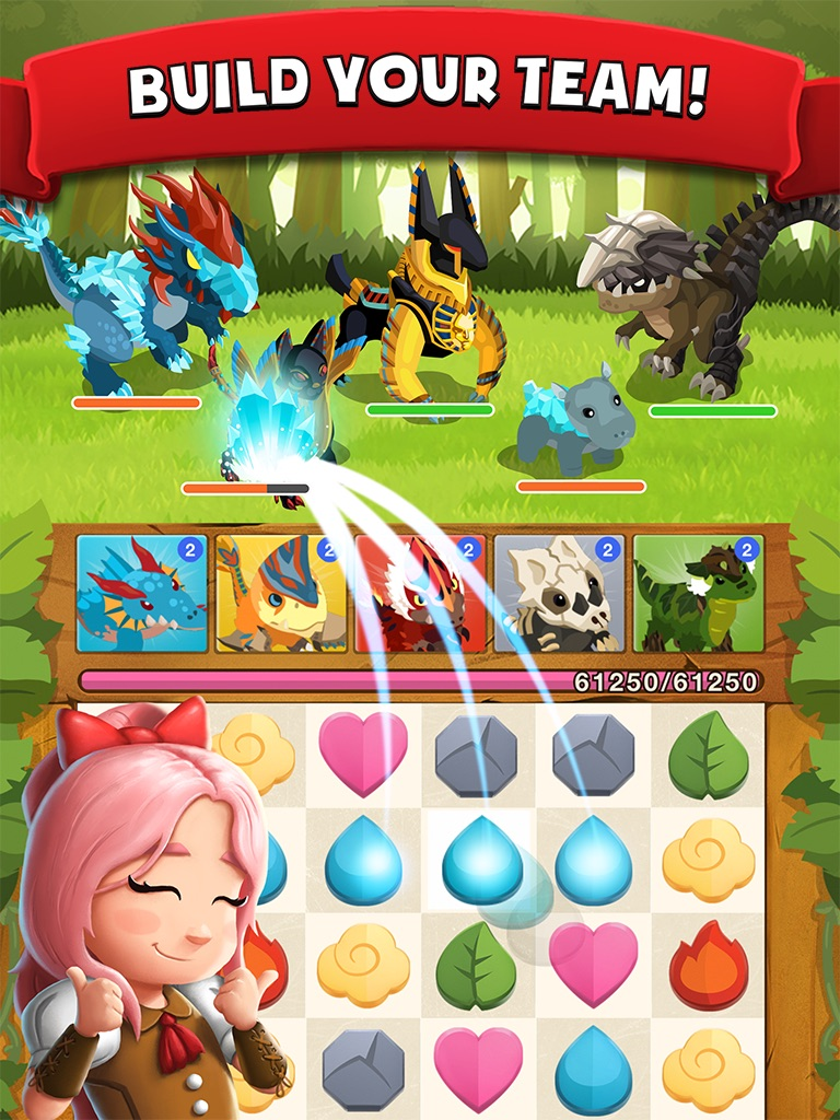 Battle Camp HD Catch Monsters cheat codes