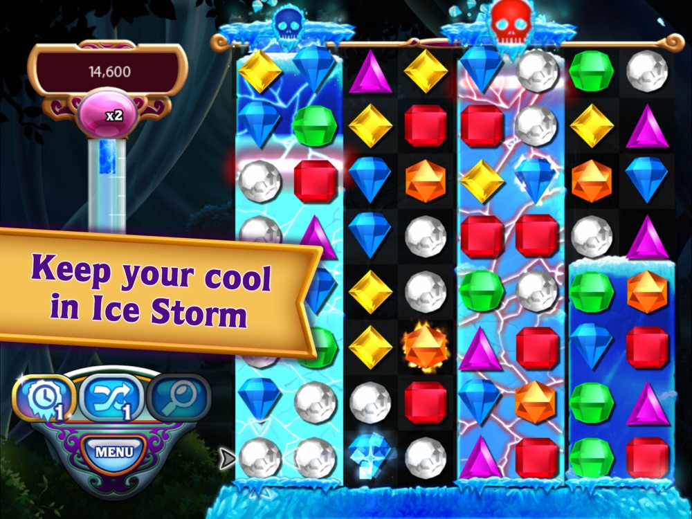 Hack tool for Bejeweled Classic HD