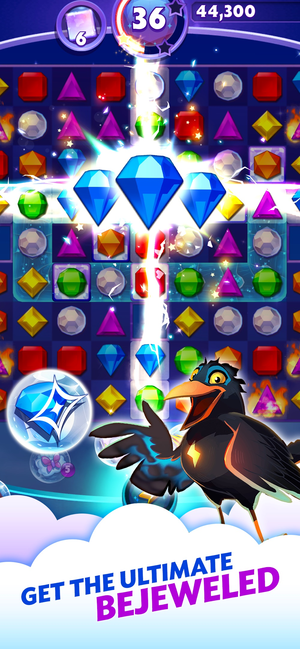 Hack tool for Bejeweled Stars