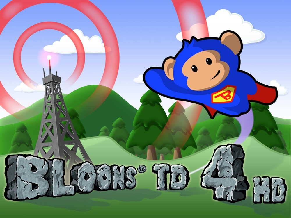 Hack tool for Bloons TD 4 HD