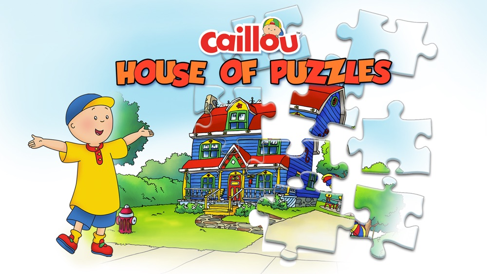 Caillou House of Puzzles hack tool