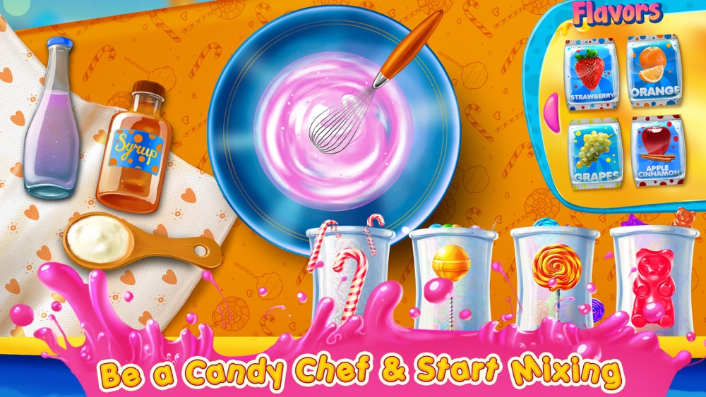 Hack tool for Candy Crazy Chef