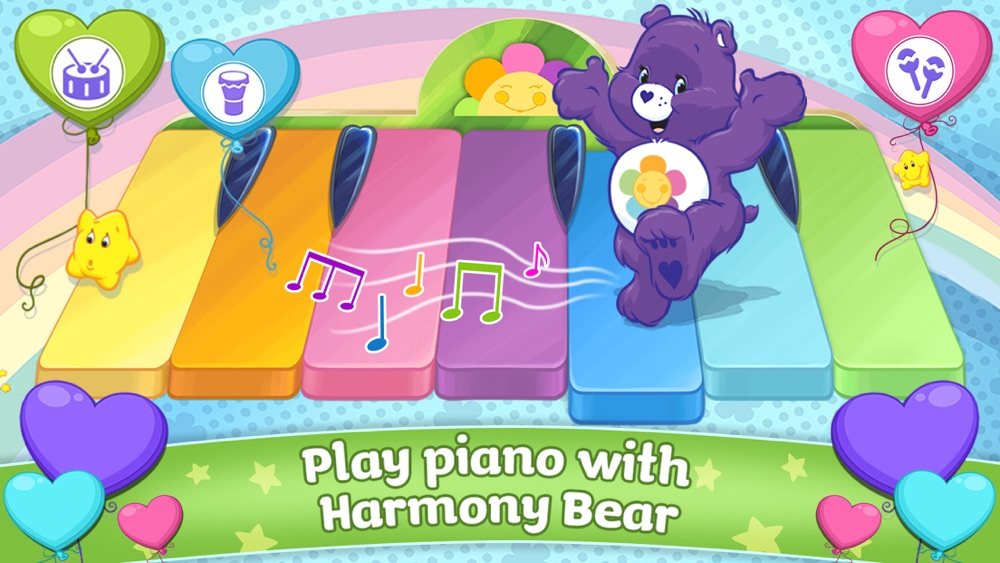 Hack tool for Care Bears Rainbow Playtime
