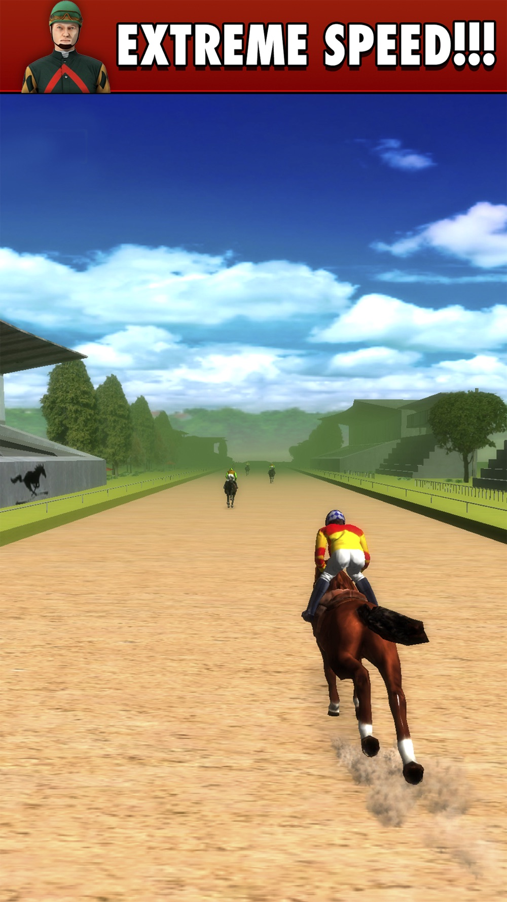 Hack tool for Champions Riding Trails 3D: My Free Racing Horse Derby Game