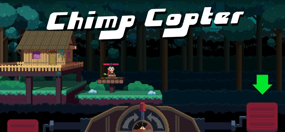 Chimp Copter cheat codes