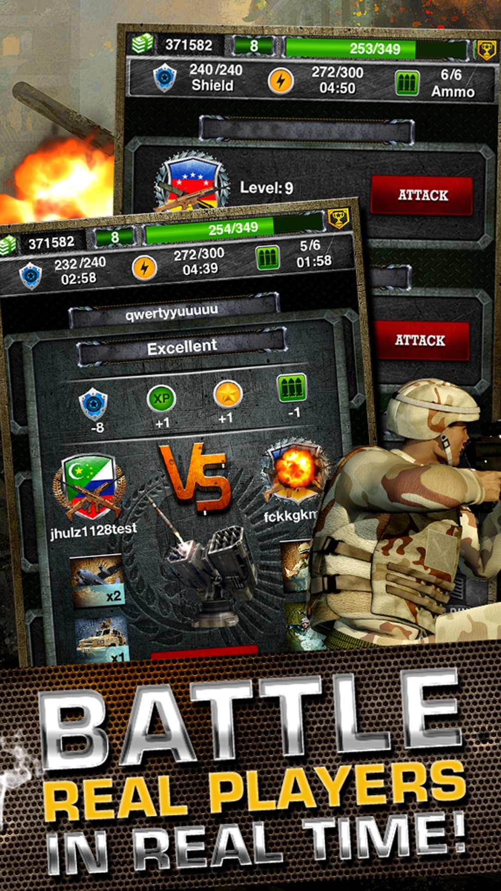 Classic War MMO-RPG Multiplayer New World Global Fighting Battle 2 hack tool