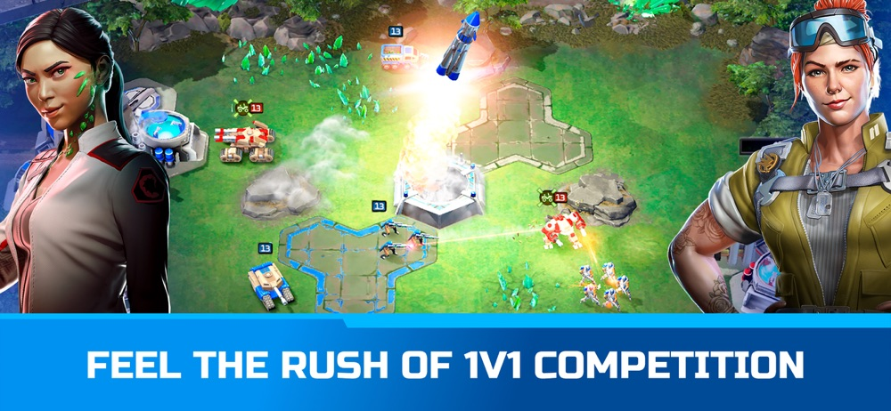 Command & Conquer™: Rivals PVP cheat codes