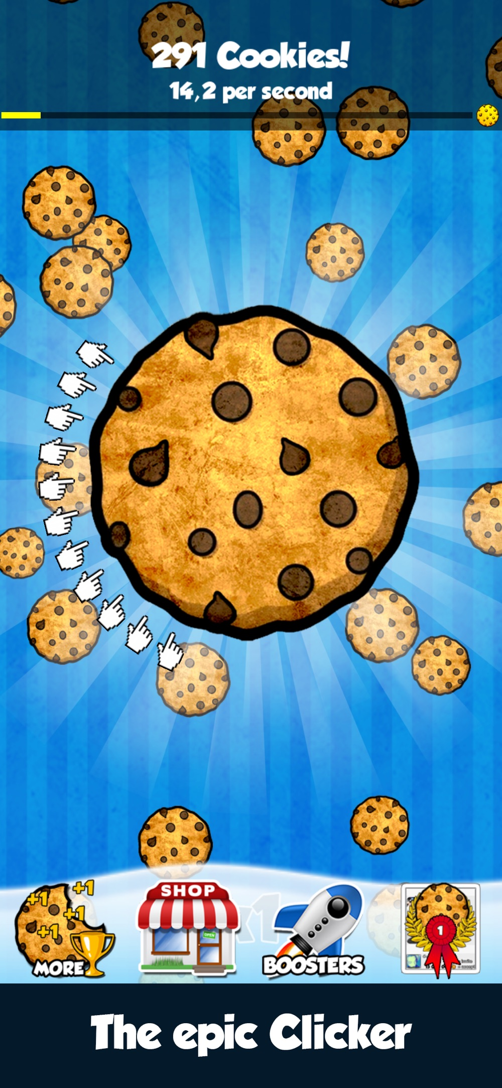 Cookie Clickers hack tool