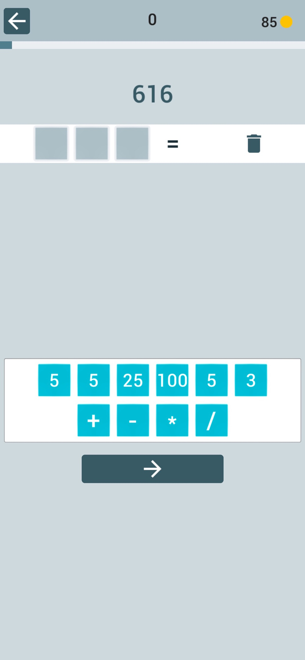 Hack tool for Countdown Numbers & Letters 2