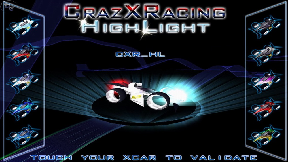 Hack tool for CrazXRacing HighLight