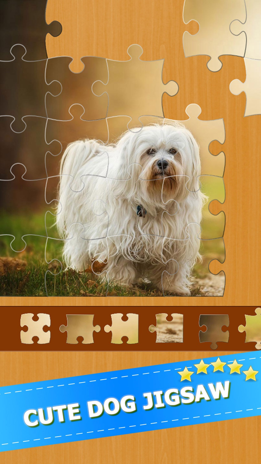 Cute Puppy Dogs Jigsaw Puzzles Games For Adults cheat codes