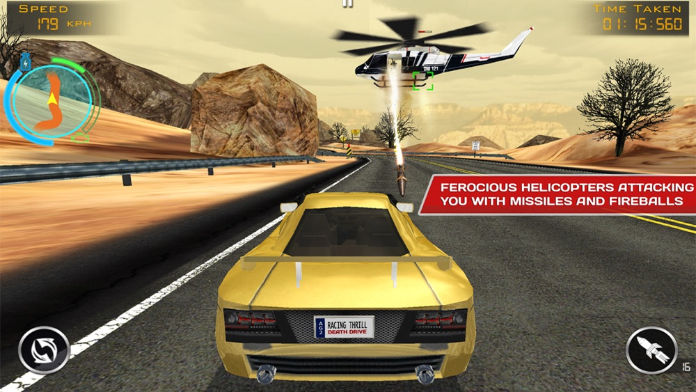 Hack tool for Death Drive: Racing Thrill