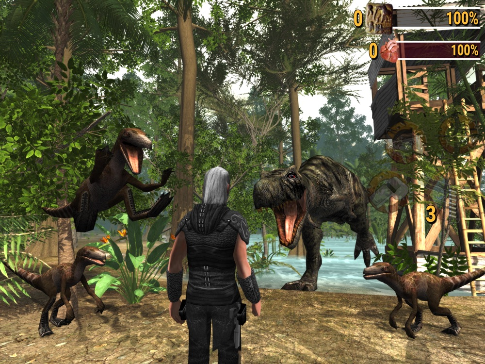 Dinosaur Assassin: Evolution hack tool