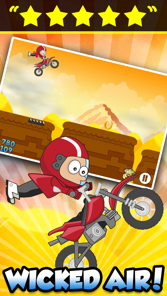 Dirt Bike Mania – Motorcycle & Dirtbikes Freestyle Racing Games For Free cheat codes