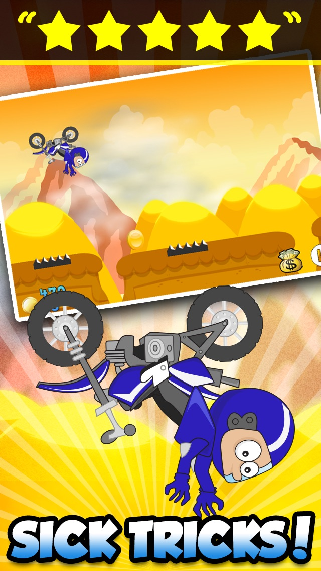 Hack tool for Dirt Bike Mania - Motorcycle & Dirtbikes Freestyle Racing Games For Free