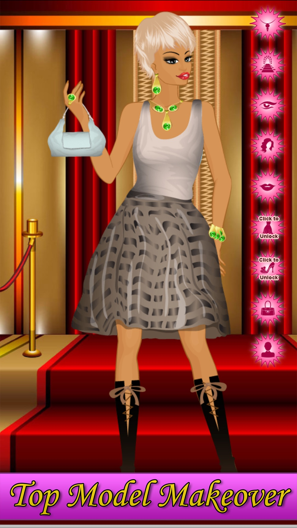 Hack tool for Dress-Up Fashion 2