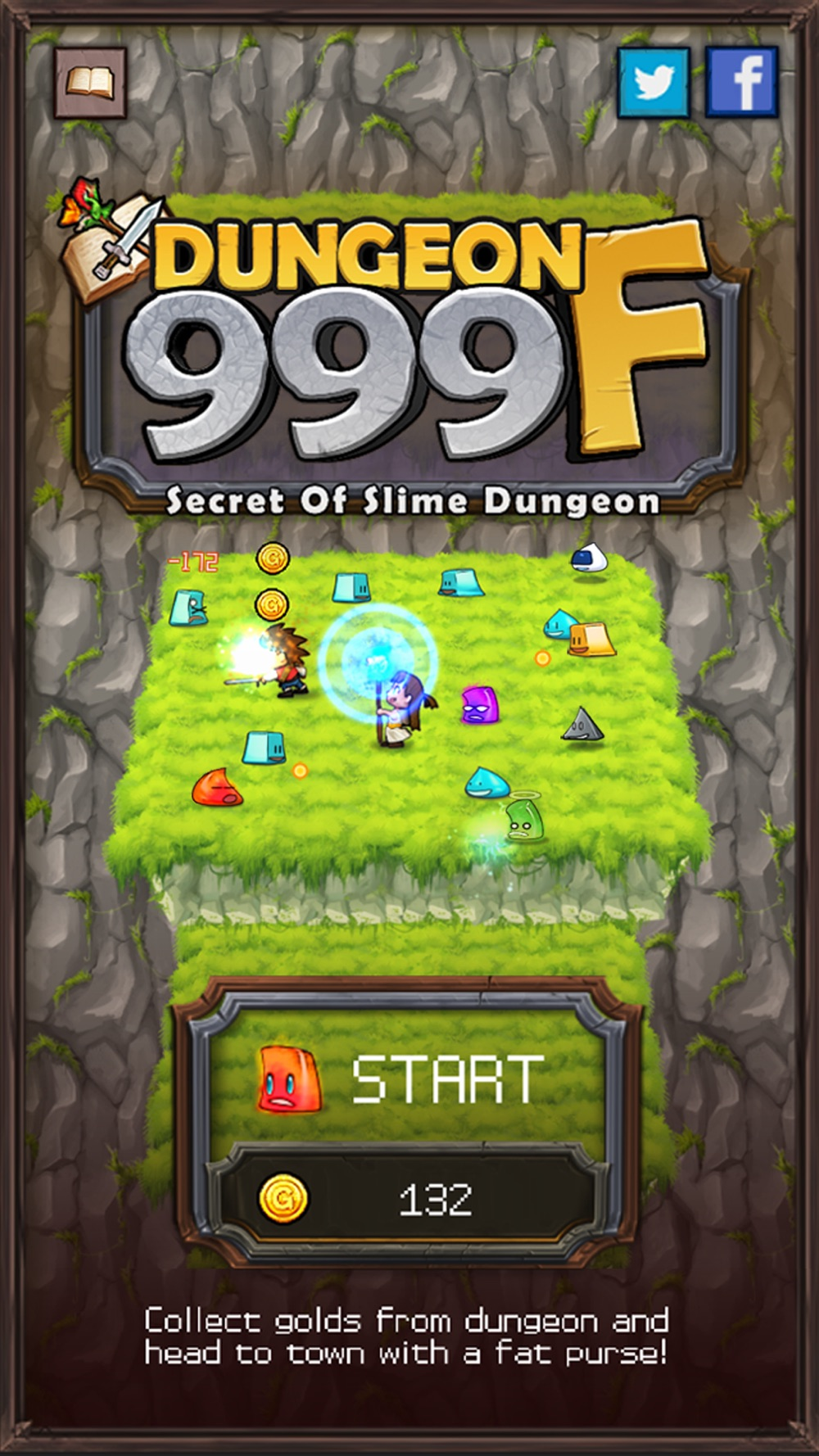 Dungeon999F cheat codes