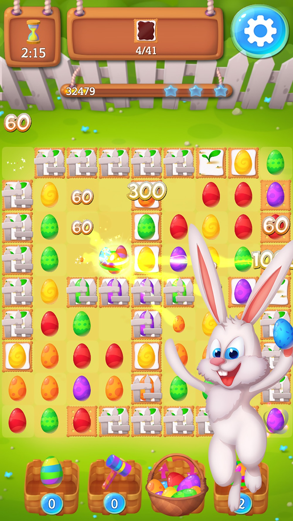 Hack tool for Easter Match 3: Egg Swipe King Match 3 Puzzle