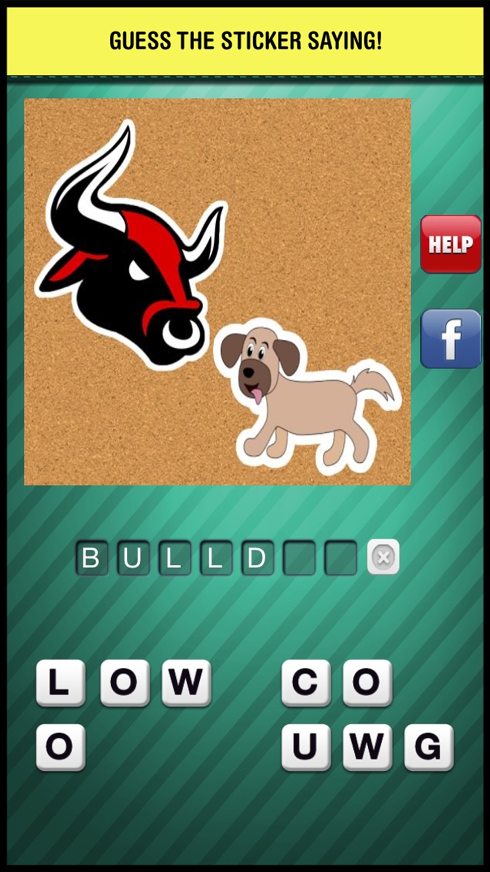 Emoji Guess & Letter Up Icon Pic – find what's the word in this guessing trivia crack pop quiz cheat codes