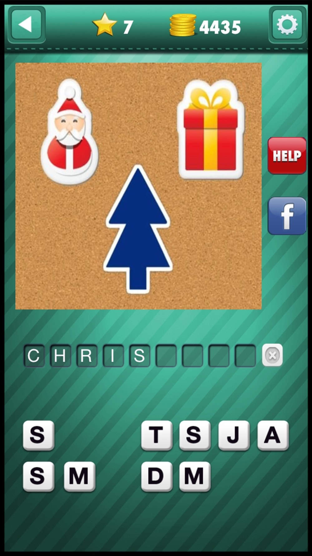 Hack tool for Emoji Guess & Letter Up Icon Pic - find what's the word in this guessing trivia crack pop quiz