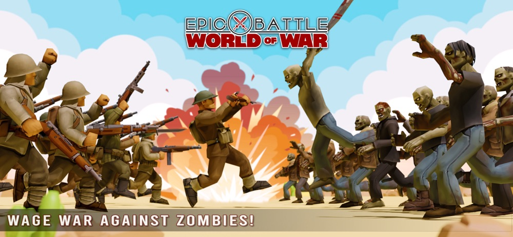 Epic Battle Sim: World of War hack tool