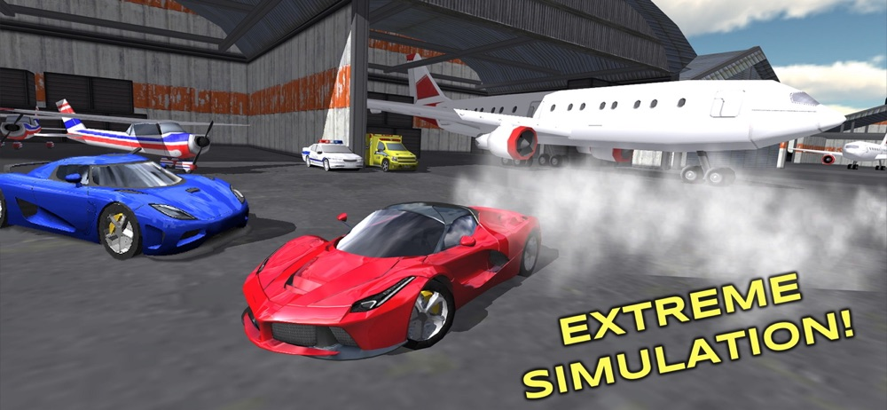 Extreme Car Driving Simulator hack tool