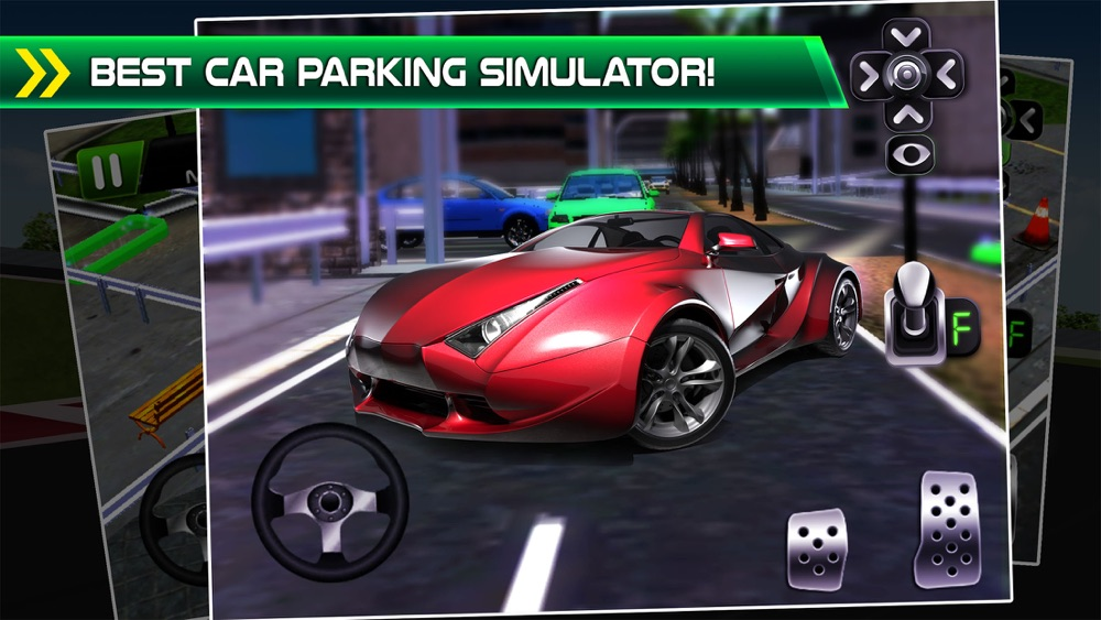 Extreme Car Parking Simulator Mania – Real 3D Traffic Driving Racing & Truck Racer Games cheat codes