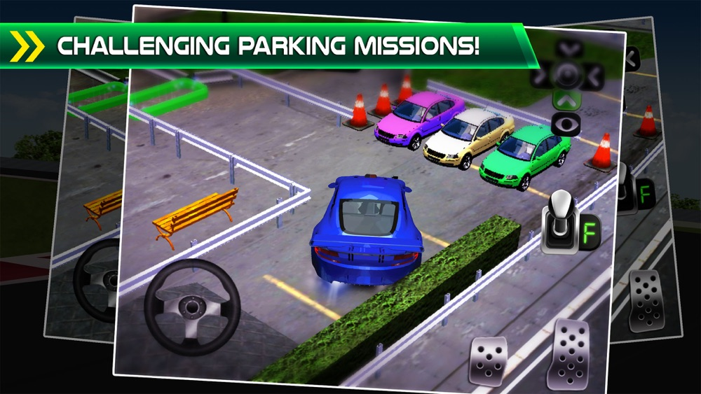 Hack tool for Extreme Car Parking Simulator Mania - Real 3D Traffic Driving Racing & Truck Racer Games