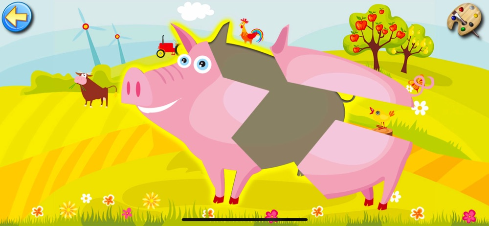 Farm:Animals Games for kids 2+ cheat codes
