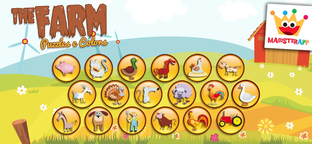 Hack tool for Farm:Animals Games for kids 2+